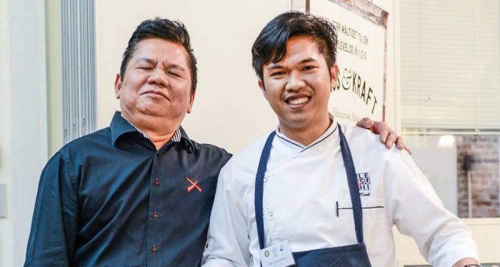 Alex Sushi har landets beste sushikokk