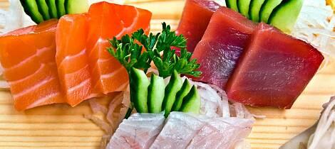 Gi sushi en pause. Sashimi er faktisk bedre