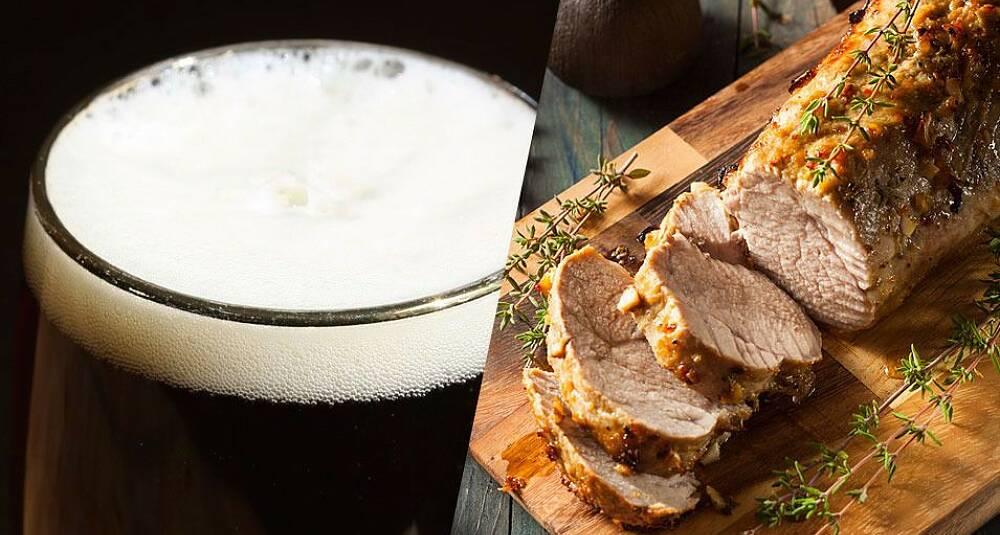 Åtte retter med fasjonabelt norsk øl
