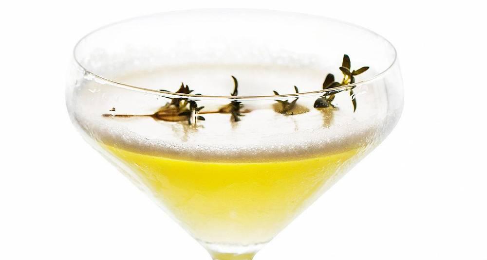 Denne drinken pigger deg opp - også uten alkohol