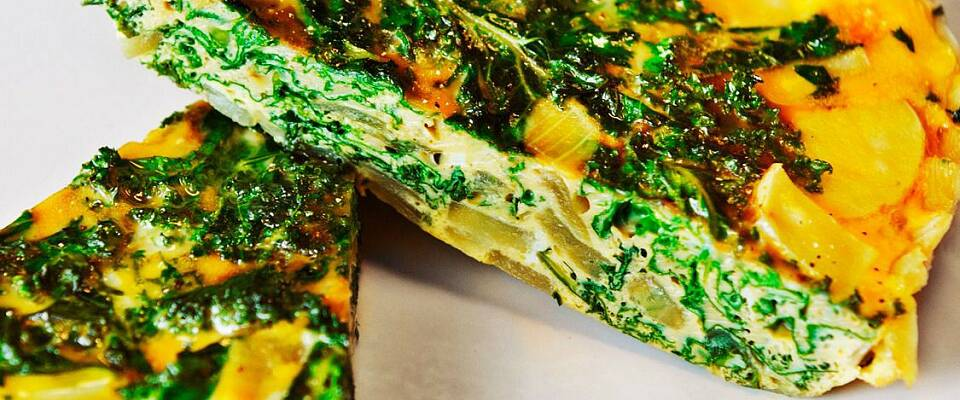 Lag en vri på omeletten som garantert gir mersmak