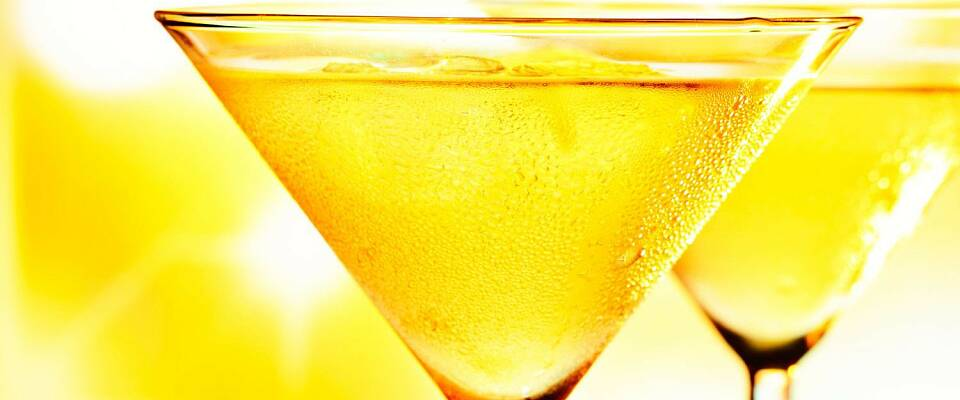 Dropp gin tonic - prøv denne med safran i stedet