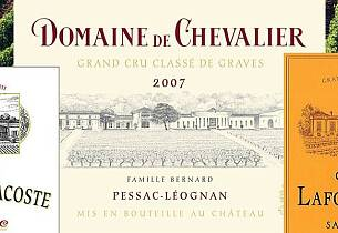 Rhône-vin i Bordeaux
