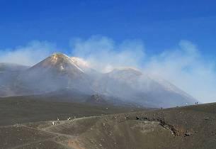 Utfordringer under vulkanen