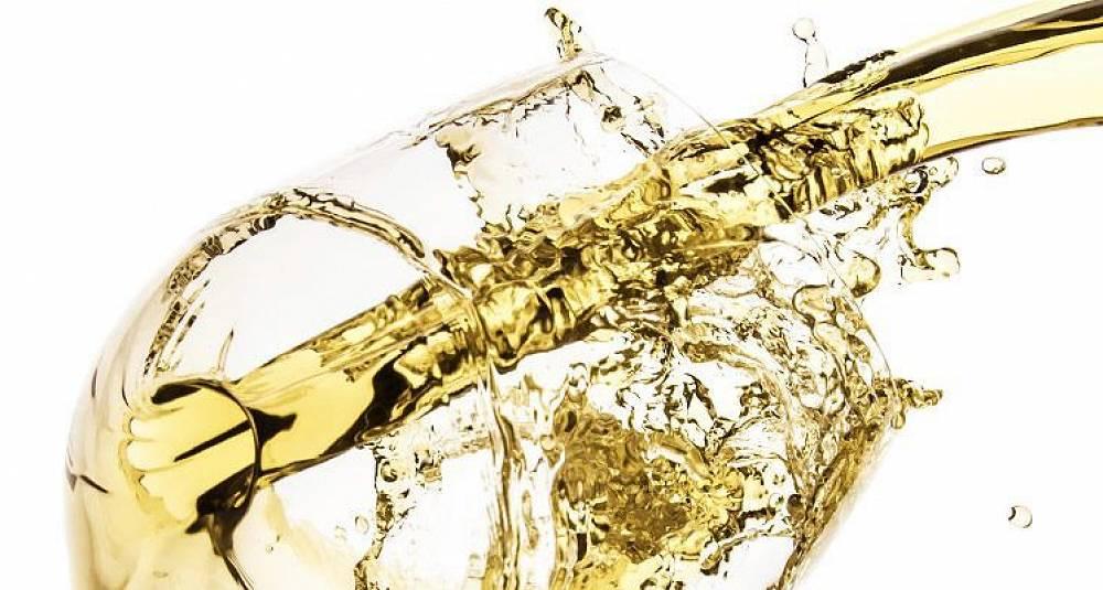 Nyhetene på polet januar 2015 - hvitvin og musserende