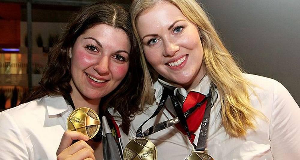 To bronser i Yrkes-EM til norske jenter