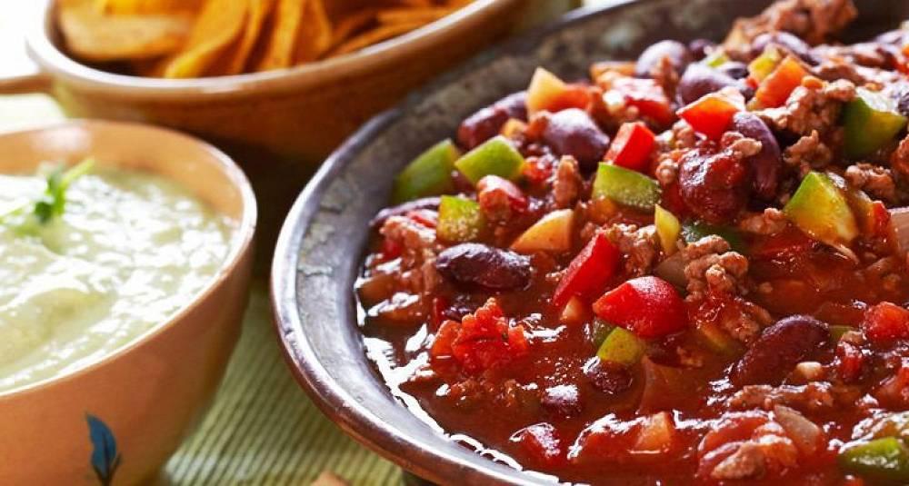 Alle elsker chili con carne. Prøv denne oppskriften