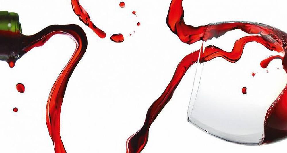 Nyhetene på polet juli 2014 - rødvin