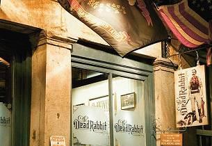 Tradisjonsrik irsk cocktailbar i New York