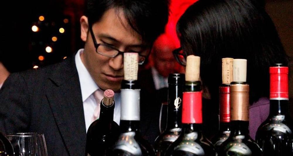 Kina gransker europeisk vin