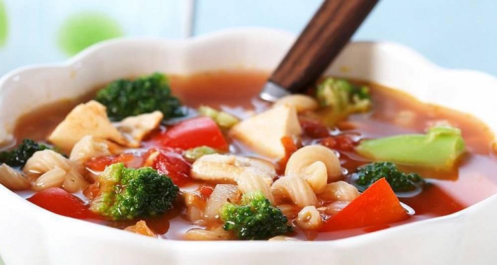 En slik suppe takker alle ja til