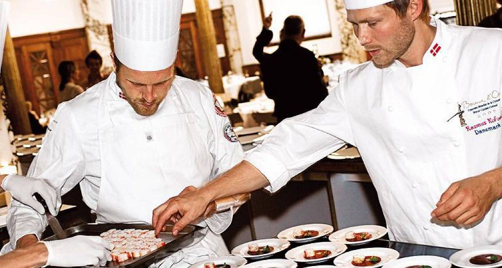Åpner ti dagers matfest i København
