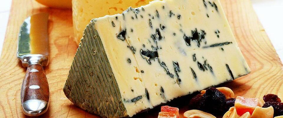 Lag et helnorsk ostebord
