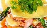 Lag en sommerlig lasagne på et øyeblikk