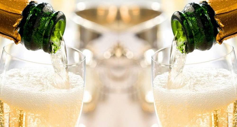 Champagnekurs med Toralf Bølgen – Vinkurs 11. mai i Oslo