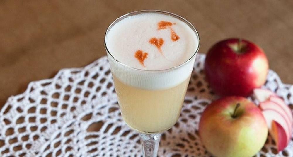Rett og slett en genial epledrink