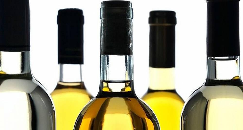Test av sørafrikansk hvitvin - andre druer og blandinger