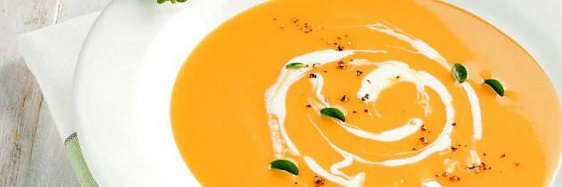 Denne suppen er den reneste medisin for alle sanser