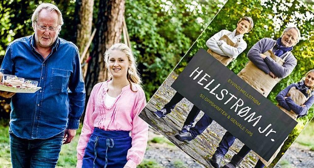 Årets beste kokebok fra Hellstrøm