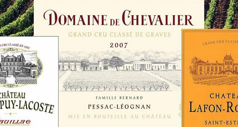 Tre strålende kjøp fra Bordeaux
