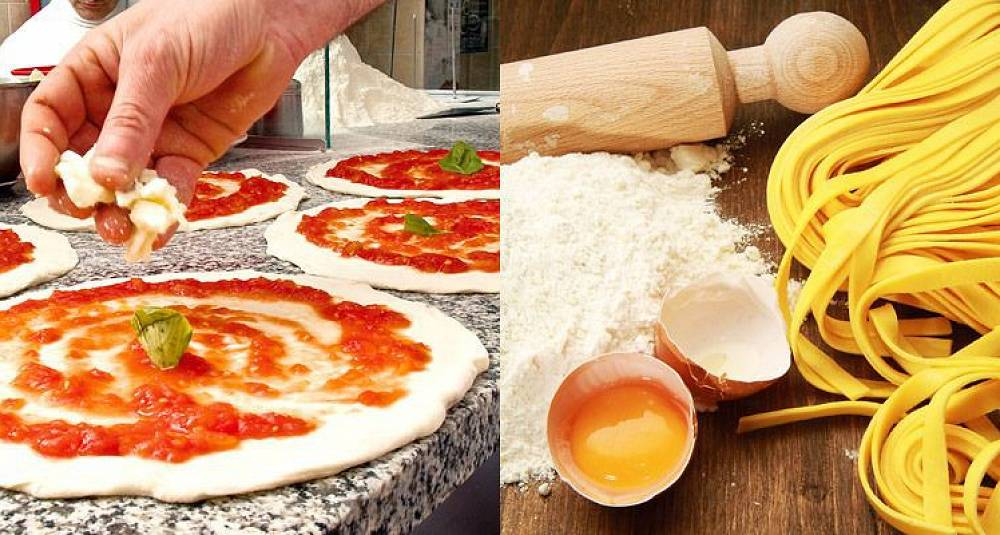 Matkurs 21. mai - Pasta- og pizzakurs med toppkokker i Mathallen