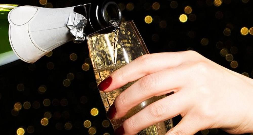 Test av ekstra tørr champagne - Vintage