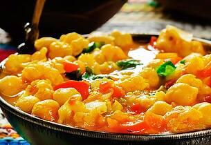 Lær å lage verdens beste vegetarretter – Matkurs 12. mai