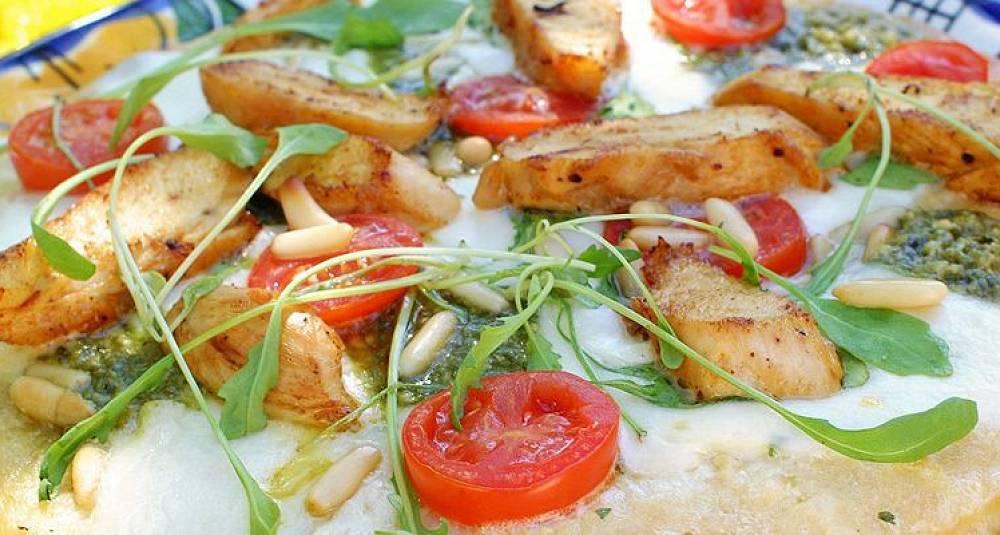 Overrask med hjemmelaget pizza i dag