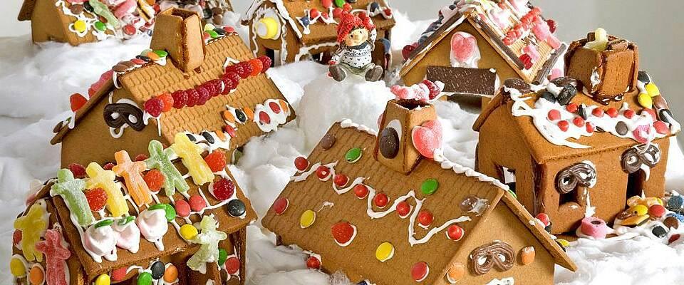 Julemenyen - Kaker og desserter