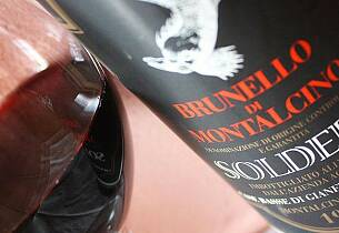 Brunello di Montalcino-kartet tegnes om