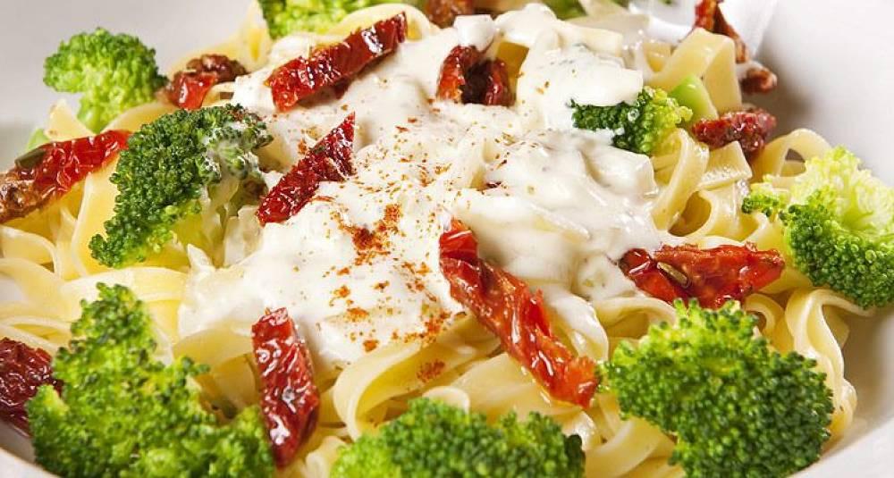 I dag er pastaretten ekstra god - og kjempesunn
