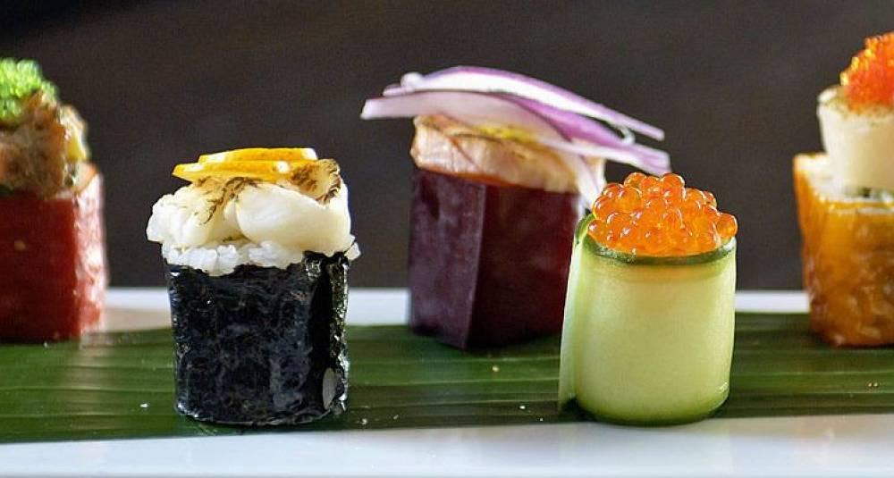Middag 4. juni - Eksklusiv asiatisk Sancerre-middag