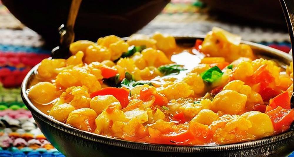 Lær å lage verdens beste vegetarretter – Matkurs 8. januar