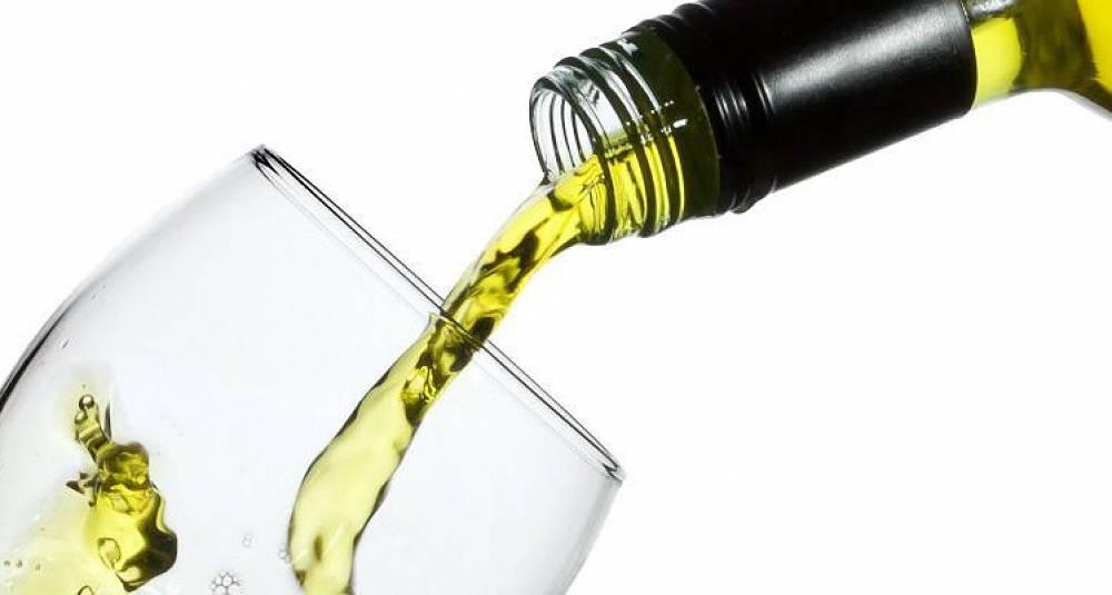 Test av sørafrikansk hvitvin - Chardonnay