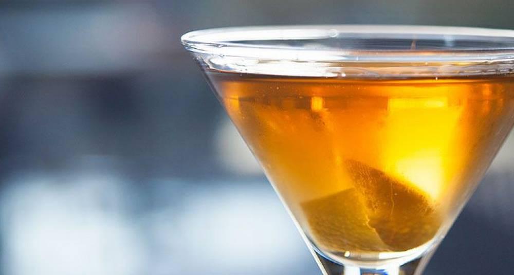 Slik blir din old fashioned-drink enda bedre