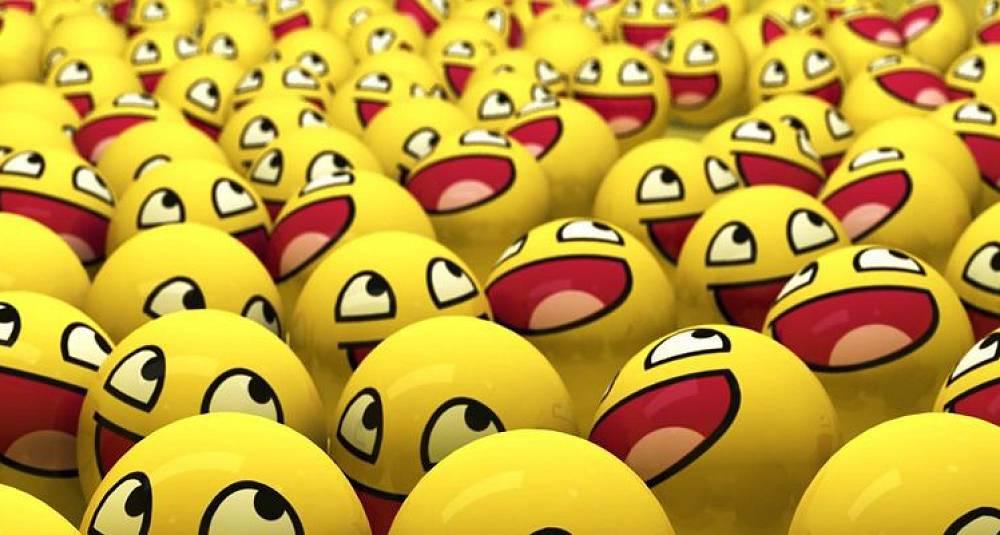 Smilefjesene kommer! Snart …
