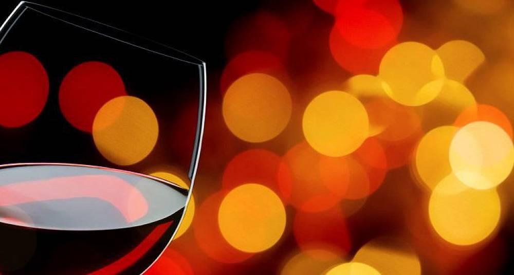 Nyhetene på polet november 2014 - rødvin