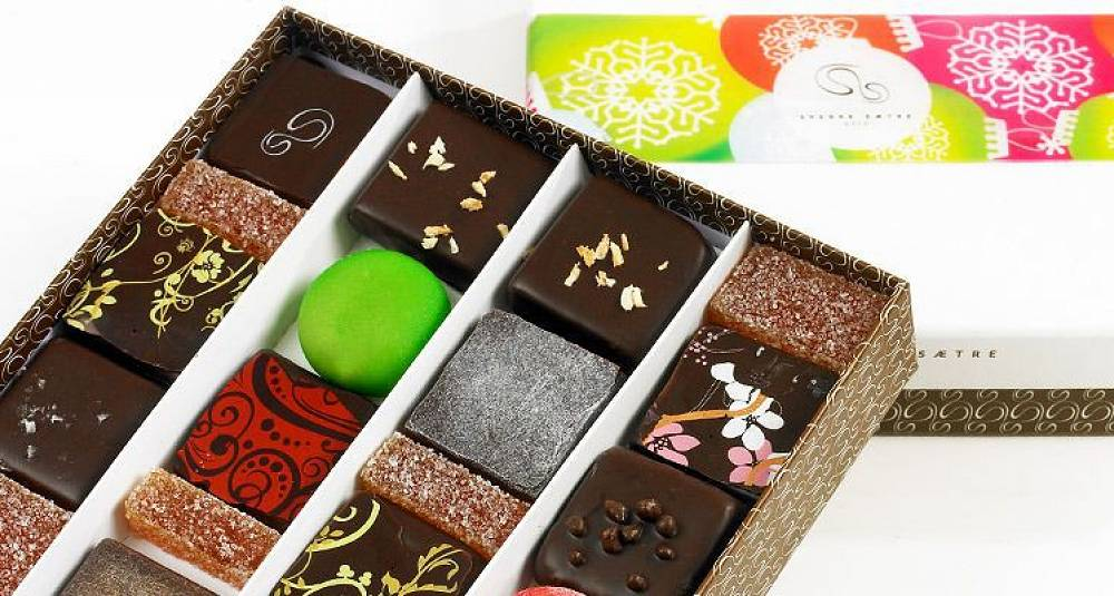 Lær å lage de lekreste konfektene – Matkurs 28. oktober i Oslo