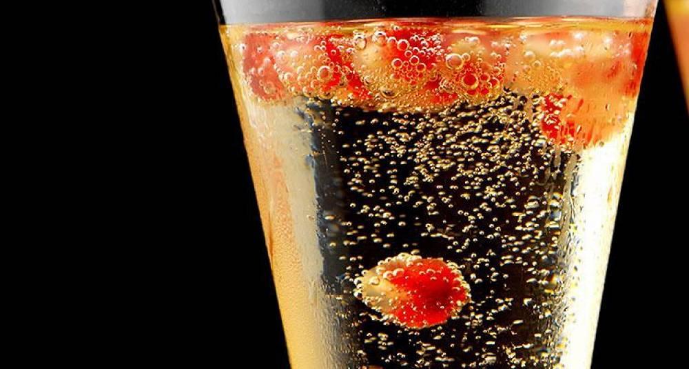 Skål inn det nye året med denne cocktailen