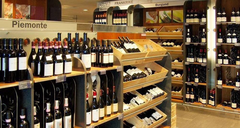 Vinmonopolet det nye Lidl