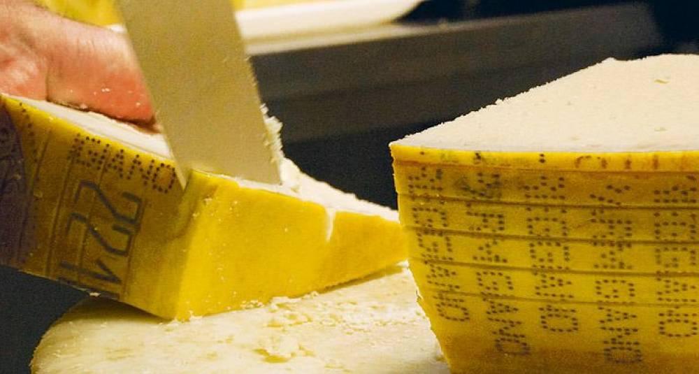 Kunsten å kutte parmesan