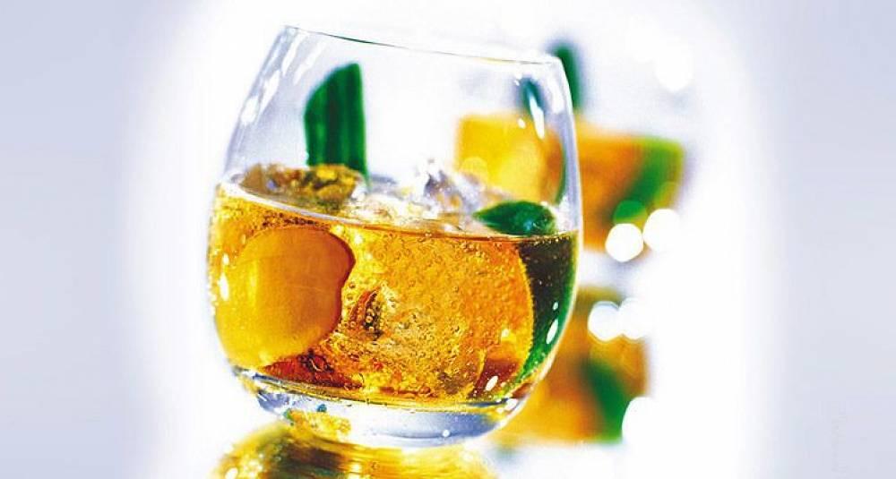 En drink som denne tar deg helt til topps