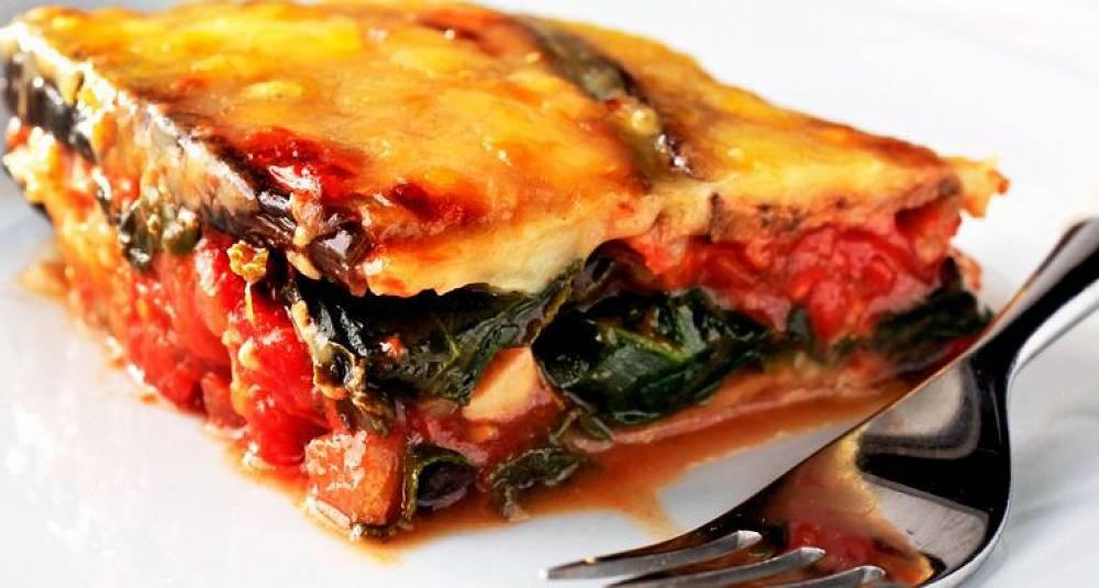 Genial lasagne uten kjøtt