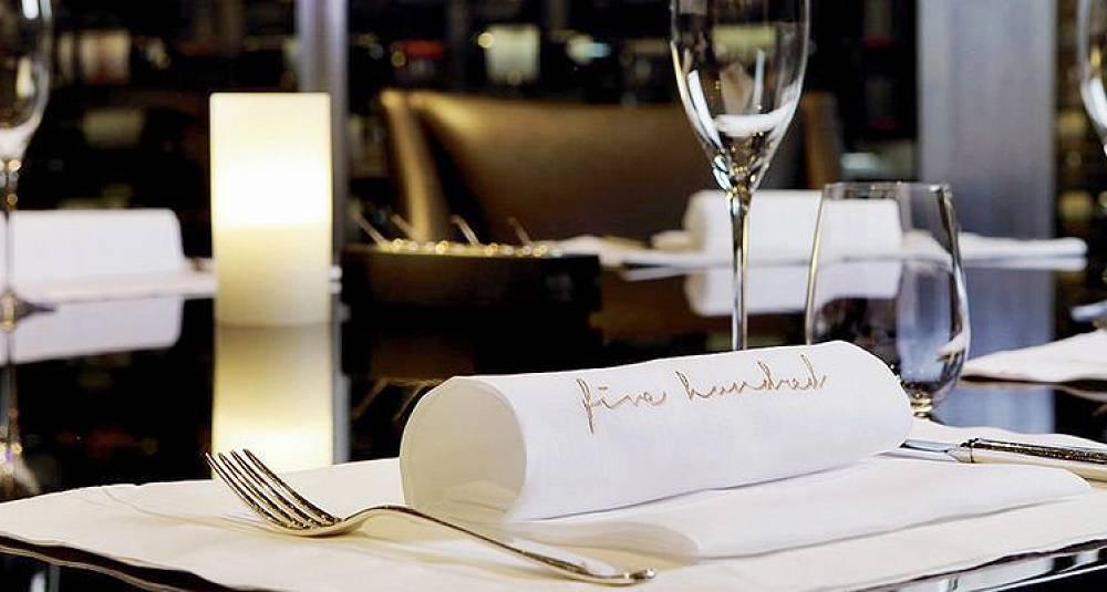 Verdens 10 dyreste Michelin-restauranter