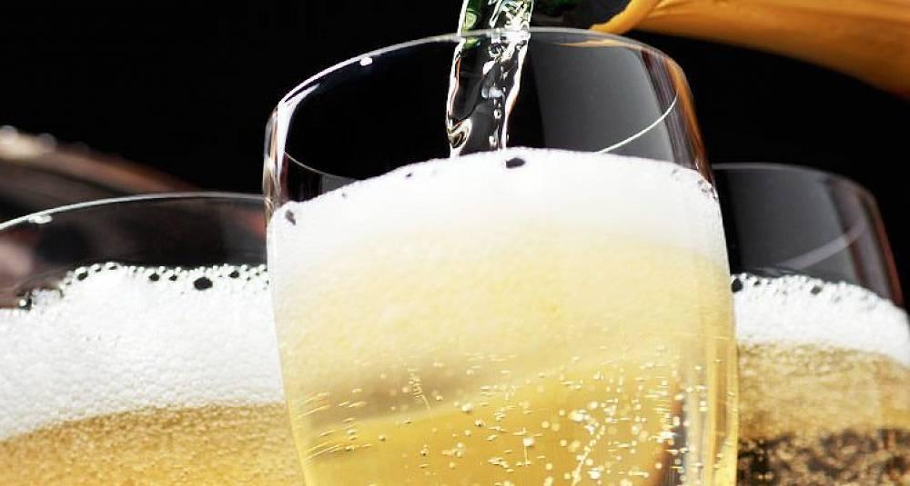 Et veritabelt champagnekupp