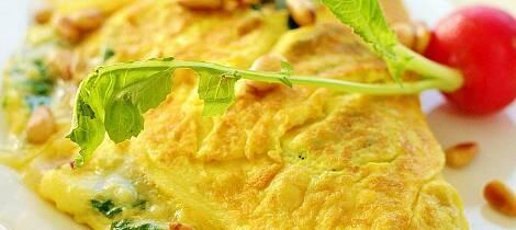 Ferske egg må til for å lage perfekt omelett