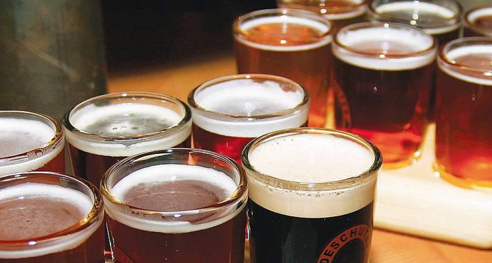 Ølfestival i byen