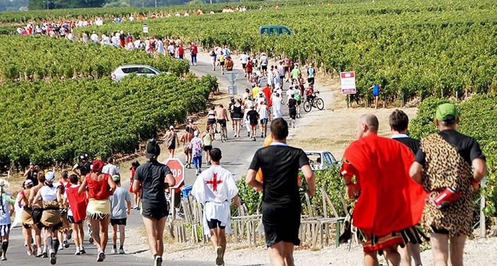Verdens lengste vinmaraton jubilerer