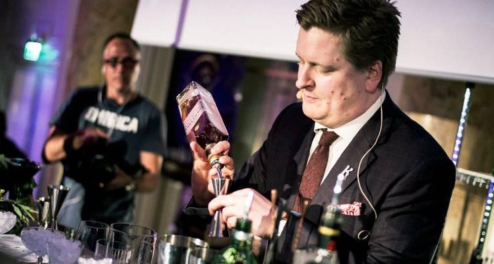 Jesper Høst Norges beste bartender