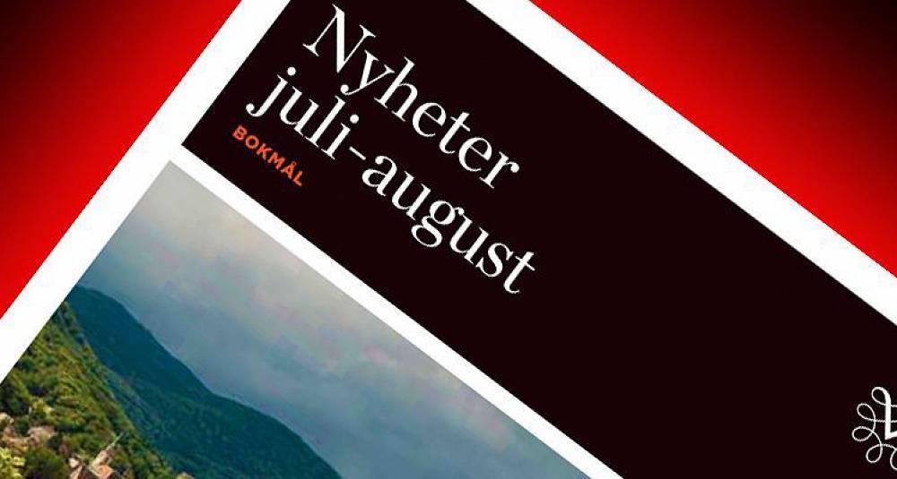 Nyhetene på polet juli 2013 – Musserende og rosévin